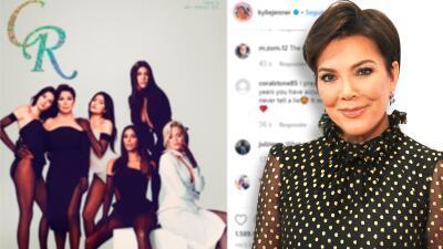 Dos años después, Kris Jenner vuelve a la portada de una revista con sus cinco hijas en una foto muy panty