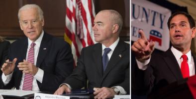 """""""Serán unos educados guardianes del declive de América"""": Marco Rubio se despacha contra integrantes del gabinete de Biden"""