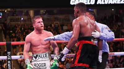 Más de un millón de fans vieron la pelea entre Canelo y Jacobs por DAZN