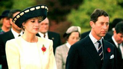 El momento en el que la princesa Diana confrontó a la amante (y ahora esposa) del príncipe Carlos