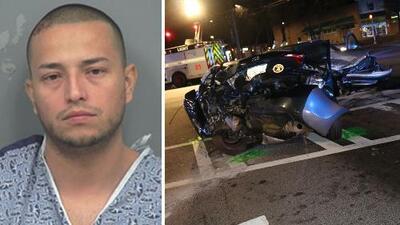 Tras las rejas el conductor que presuntamente borracho mató a hispano en accidente en Atlanta