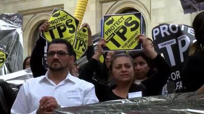 Los salvadoreños con TPS tendrán hasta septiembre de 2019 para salir del país