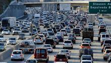 El tráfico cuesta dinero. Estas son las cifras en cada ciudad de EEUU