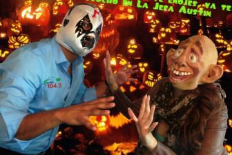 Los Zombies de Univision Radio Austin