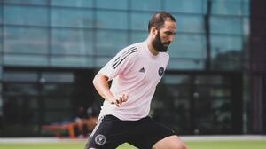 Gonzalo Higuaín podría debutar con Inter Miami el domingo en MLS