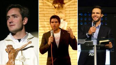 5 galanes de telenovela que ahora son predicadores de la palabra de Dios