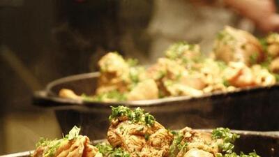 La receta de pollo con okra del mejor chef brasileño