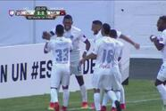 Olimpia inicia bien la Liga Concacaf y vence 2-0 al Alajuelense