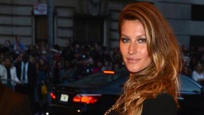 Gisele Bündchen es por octava vez la modelo mejor pagada del mundo