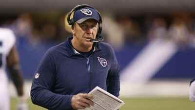 Mike Mularkey es confirmado coach  principal de Tennessee Titans