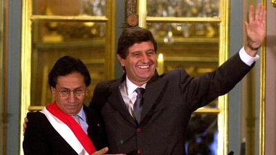 ¿Quiere ser presidente de Perú? Así le respondió Raúl Diez Canseco a Jorge Ramos