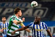 Tras no caer goles en el Estadio do Dragão, Sporting y Porto lideran el balompié portugués al cabo de 21 jornadas con 55 y 45 unidades, respectivamente.