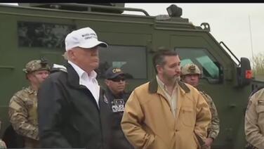 Terroristas entran por la frontera sur: la última bocanada de mentiras de Trump sobre migración