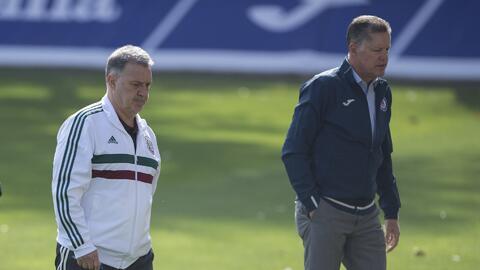 Jalón de orejas de Ricardo Peláez para algunos clubes de México por no ayudar al Tri