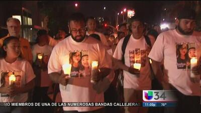 Vigilia en Long Beach por madre e hija asesinadas
