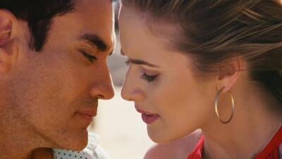Sofía y Ricardo estuvieron muy cerca de besarse