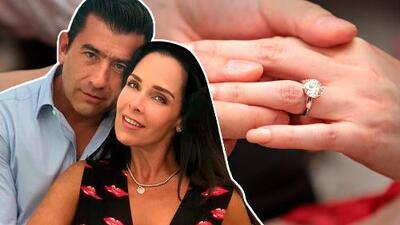 Sharis Cid iba a casarse con Isaías Gómez, pero a él lo mataron antes de que le entregara el anillo