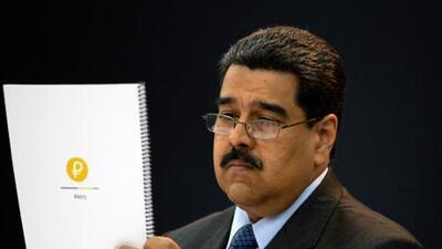 EEUU sigue cercando al gobierno de Maduro: prohíbe transacciones con la criptomoneda venezolana Petro