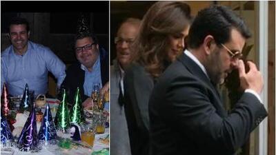 Eduardo Capetillo, Bibi Gaytán y el desgarrador adiós a su gran amigo Gerardo Gallardo