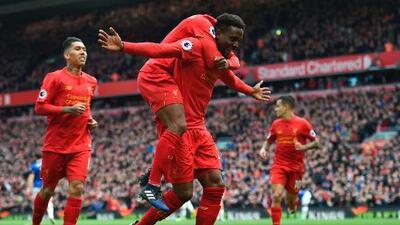 Divock Origi renueva con el Liverpool