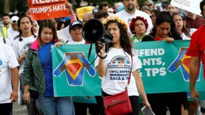Trump administration ends TPS for Nicaragua and announces new extension for Honduras