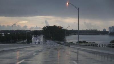 Cielos mayormente nublados y algunas lluvias para la tarde de este miércoles en Miami