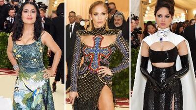 Decisión unánime: los Detectives de la Moda eligieron a la latina mejor vestida de la Met Gala 2018