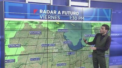 Fuertes tormentas para esta noche de viernes en Chicago y sus alrededores