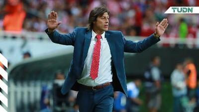 Prácticamente caída la llegada de Matías Almeyda al Monterrey