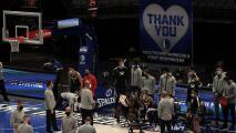 Los Mavericks ya no cantarán el himno en la NBA