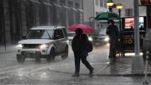 A la ciudad de Nueva York le espera un miércoles con fuertes lluvias