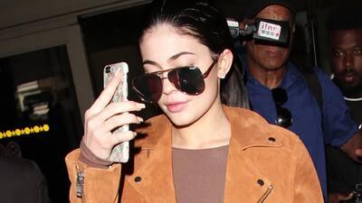 Kylie Jenner no está embarazada
