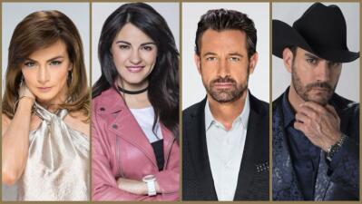Solo uno será rey, solo una será reina: conoce a los nominados para los Premios TVyNovelas