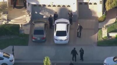 Arrestan a tres sospechosos por el asesinato de varias personas en un rancho de California