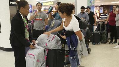 Llegan a Miami los primeros vuelos desde Puerto Rico después del huracán María
