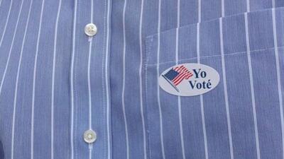 Lugares para votar en el condado de Cameron