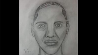 Revelan retrato hablado de un sospechoso de robo a mano armada en el oeste de Houston