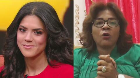 La madre de Francisca Lachapel cuenta lo que opina del novio de su hija (y ella reacciona conmovida)