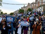 Comienzan a salir los resultados finales en condados suburbanos,  Biden sería el ganador en Montgomery