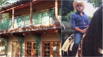 Conoce el rancho de más de un millón de dólares de Gerardo Ortiz