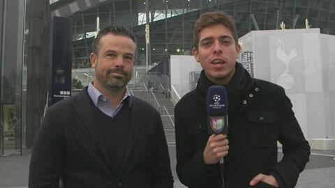 ¡Bienvenido! Rafael Puente analiza con UDN los Cuartos de Final de la Champions
