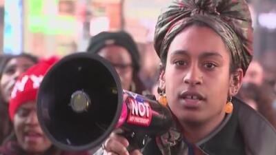 Protestas por la muerte de Stephon Clark se extienden a varias ciudades de EEUU