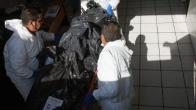 Militares encontraron restos humanos en Chapala, Jalisco