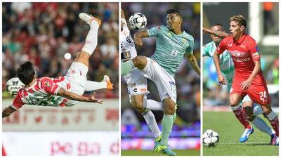 El lado positivo de la 10/8: los 5 mejores fichajes del Apertura 2016