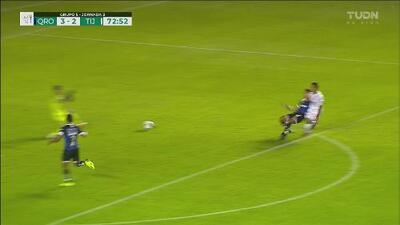 ¡Ley del ex! Camilo Sanvezzo le festeja el gol a su exequipo
