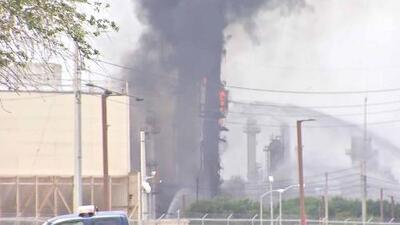 Exxon enfrenta demanda por violaciones durante incendio de planta en Baytown