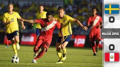 Suecia deja muchas dudas y no asusta a nadie de cara al Mundial