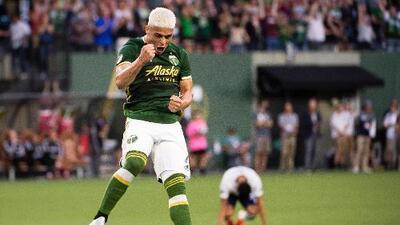 Todo Portland Timbers trabaja para que el crack Brian Fernandez se sienta como en casa