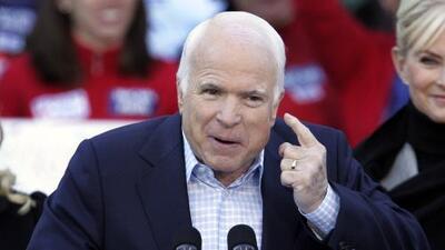 John McCain fue el primer senador republicano en apoyar la reforma migratoria