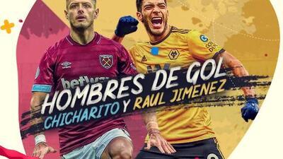 FRENTE A FRENTE | Raúl Jiménez y Javier 'Chicharito' Hernández, hombres de gol